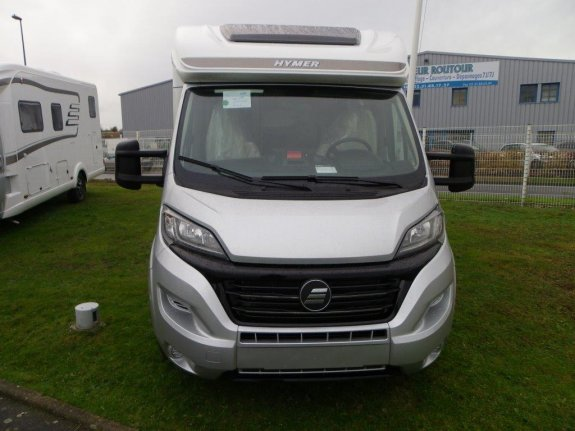 Hymer T 698 Cl Silver Edition