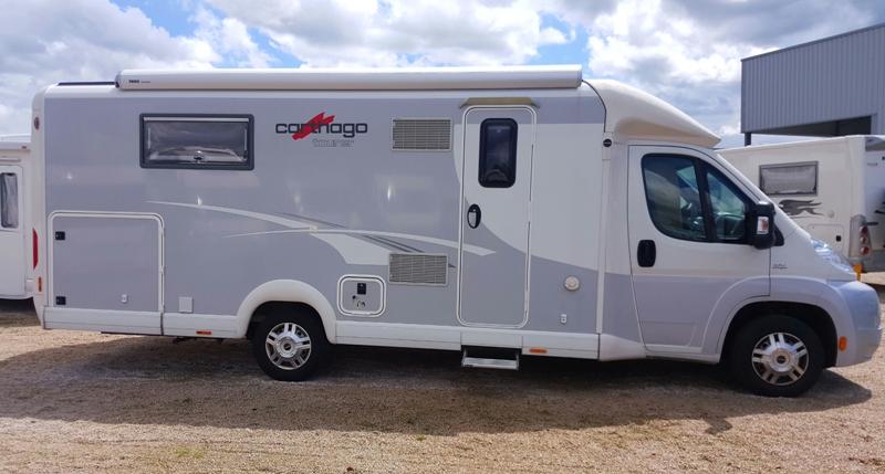 carthago tourer t 150 occasion porteur autres 2 3l 150ch camping car vendre en calvados 14. Black Bedroom Furniture Sets. Home Design Ideas