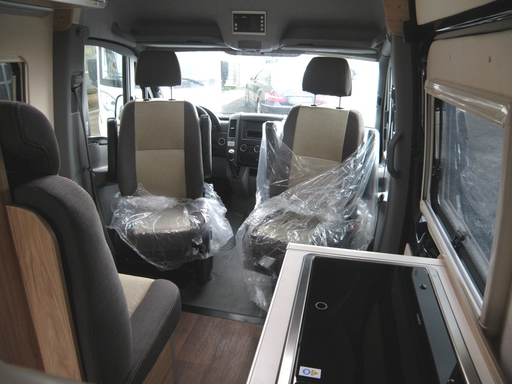 hymercar grand canyon s neuf de 2018 mercedes camping car en vente pont leveque calvados. Black Bedroom Furniture Sets. Home Design Ideas