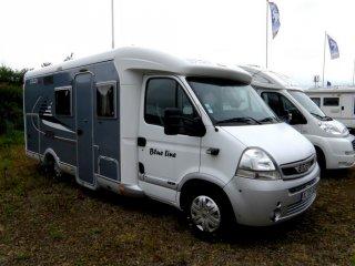 Eriba Car 646