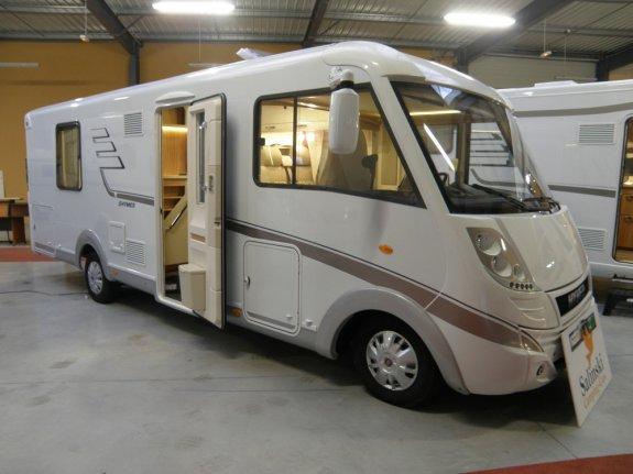 cote argus hymer classic i 698 l 39 officiel du camping car. Black Bedroom Furniture Sets. Home Design Ideas