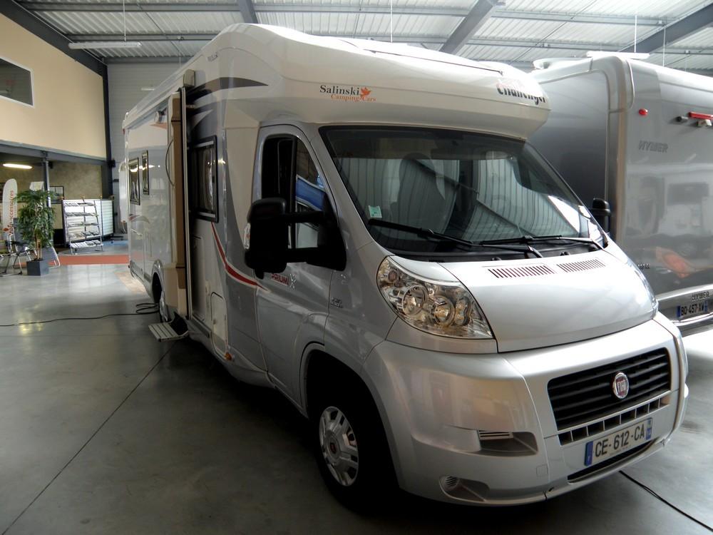 challenger prium xt occasion de 2012 fiat camping car en vente guilberville manche 50. Black Bedroom Furniture Sets. Home Design Ideas