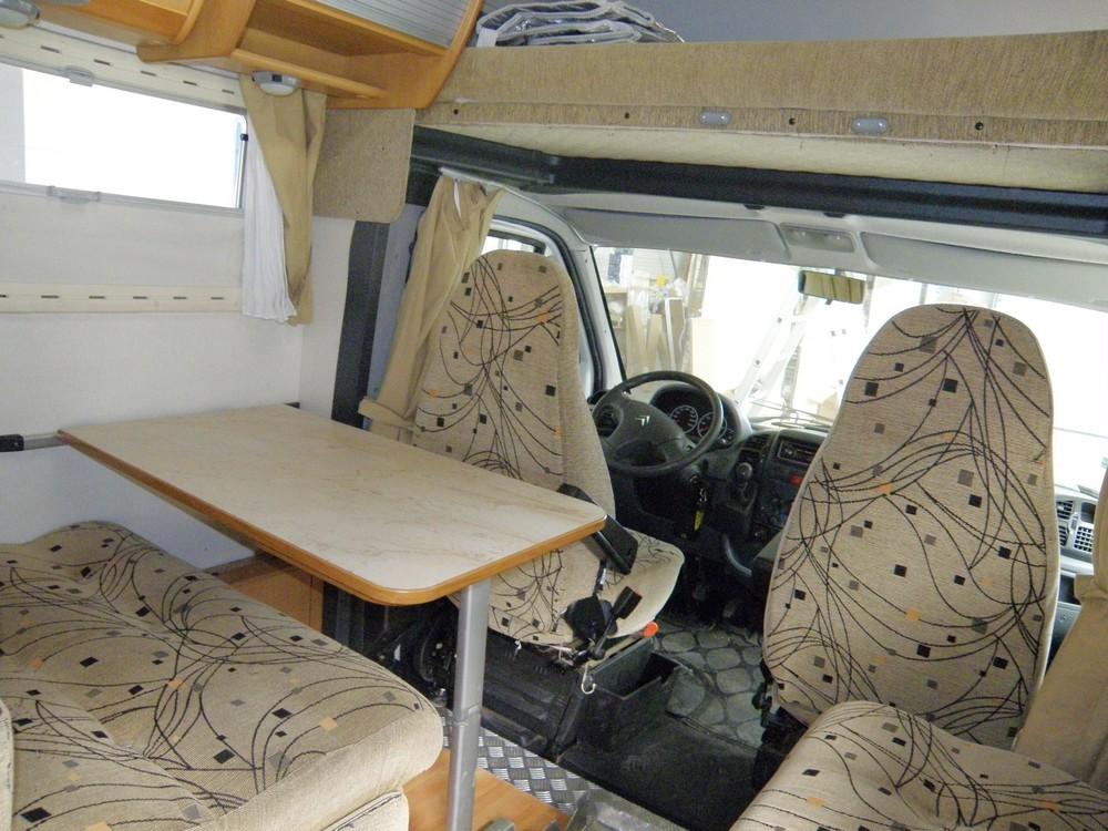 ci riviera garage occasion de 2005 citroen camping car en vente guilberville manche 50. Black Bedroom Furniture Sets. Home Design Ideas
