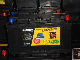 Batteries BATTERIES CELLULES