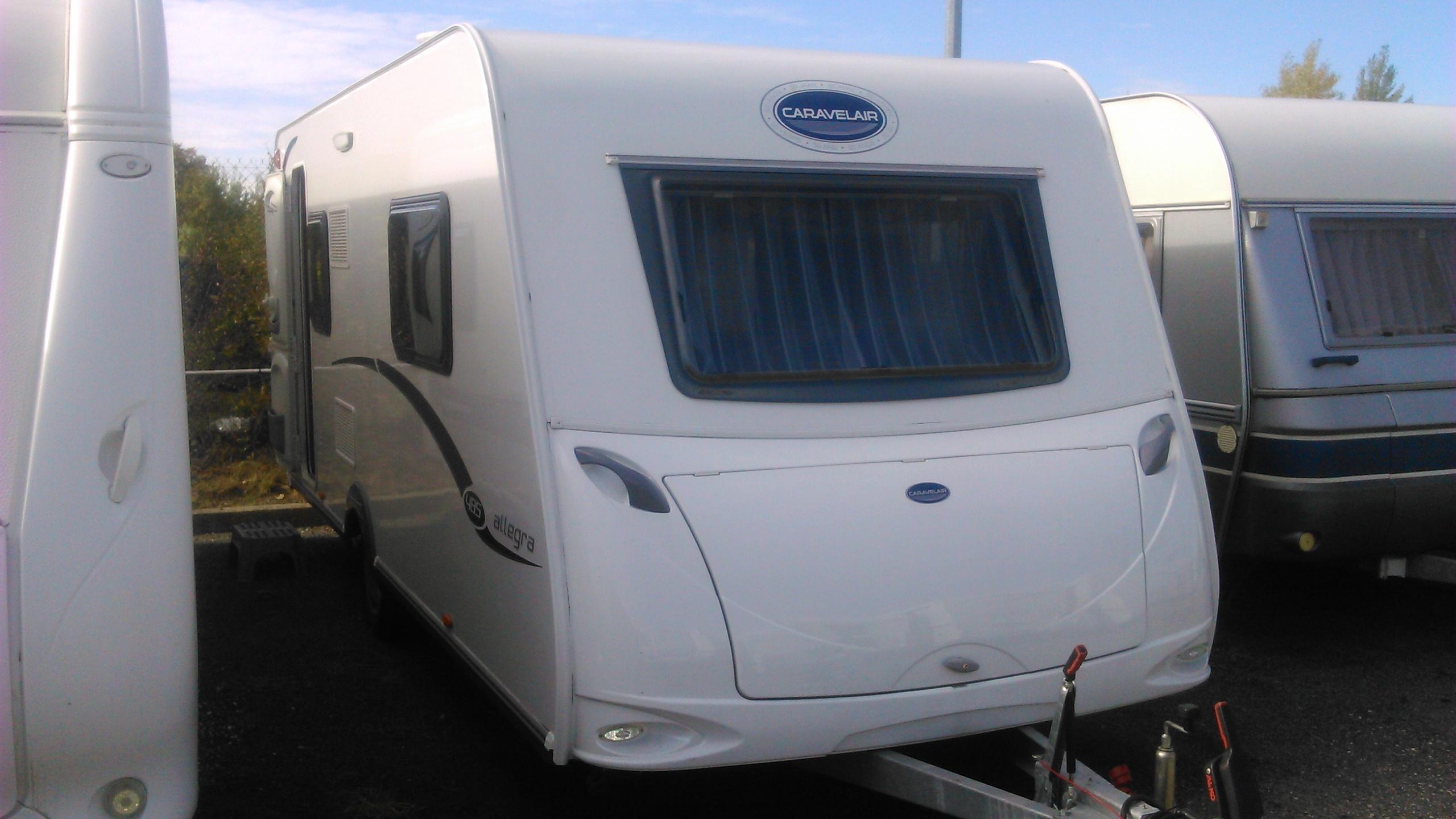 caravelair allegra 485 occasion de 2012 caravane en vente checy loiret 45. Black Bedroom Furniture Sets. Home Design Ideas