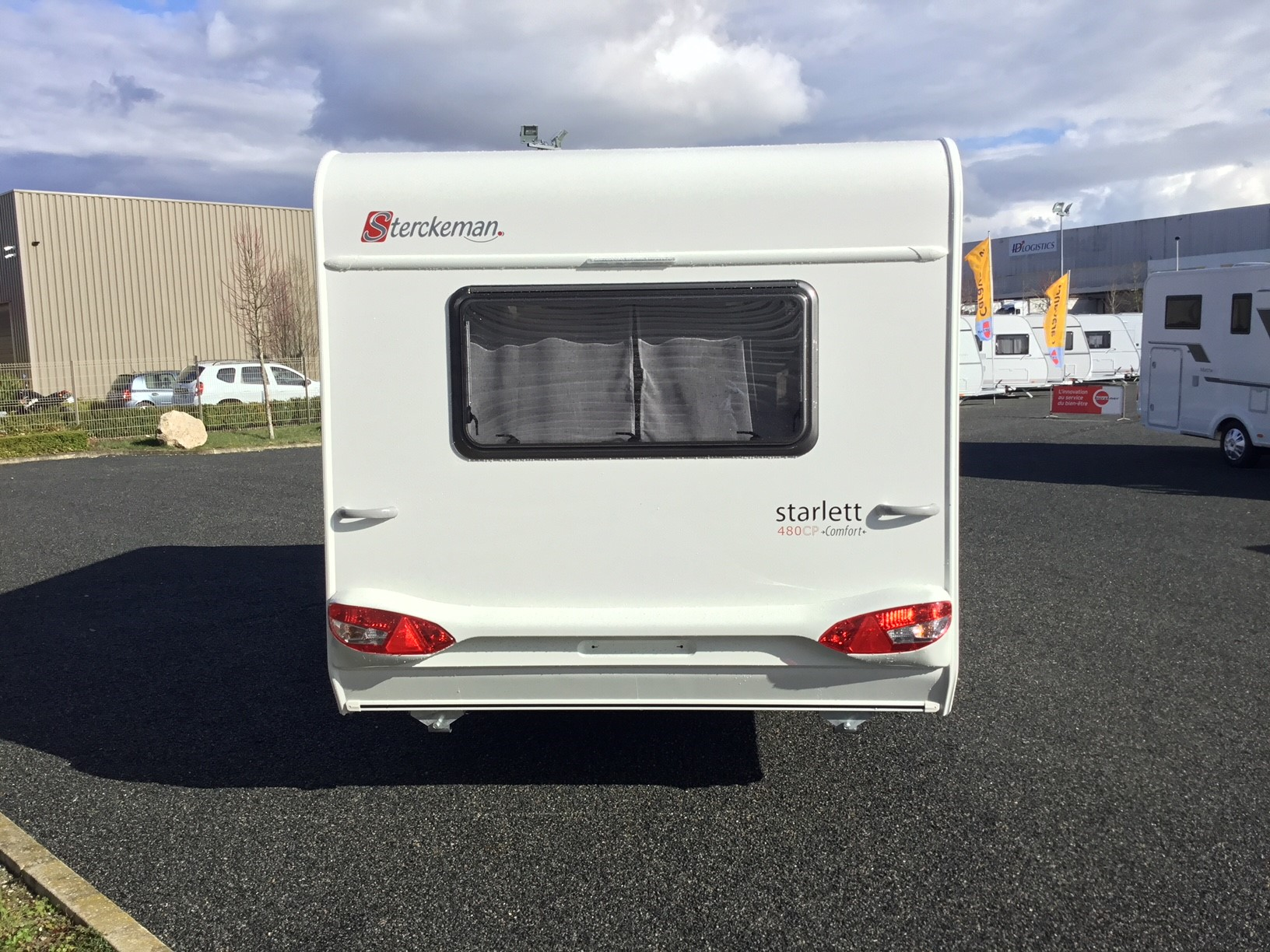 Camping Mobil Home Loiret