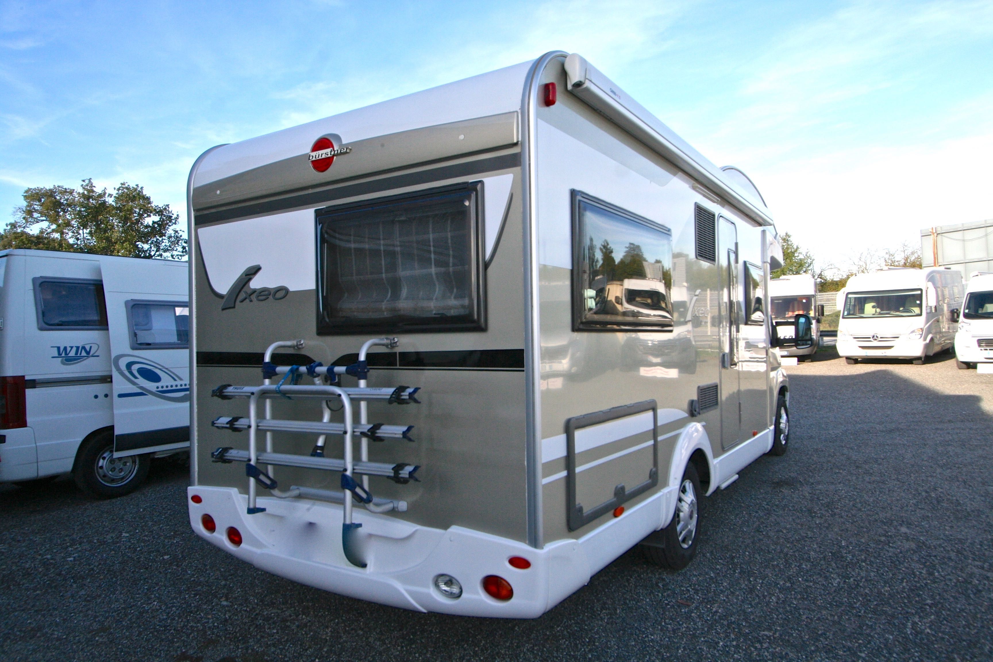 burstner ixeo it 664 occasion de 2010 fiat camping car. Black Bedroom Furniture Sets. Home Design Ideas