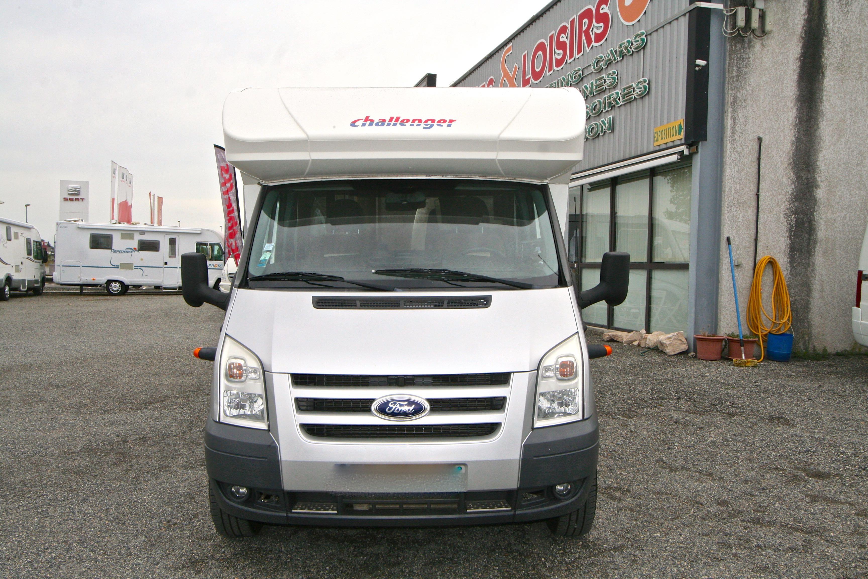 Challenger genesis 58
