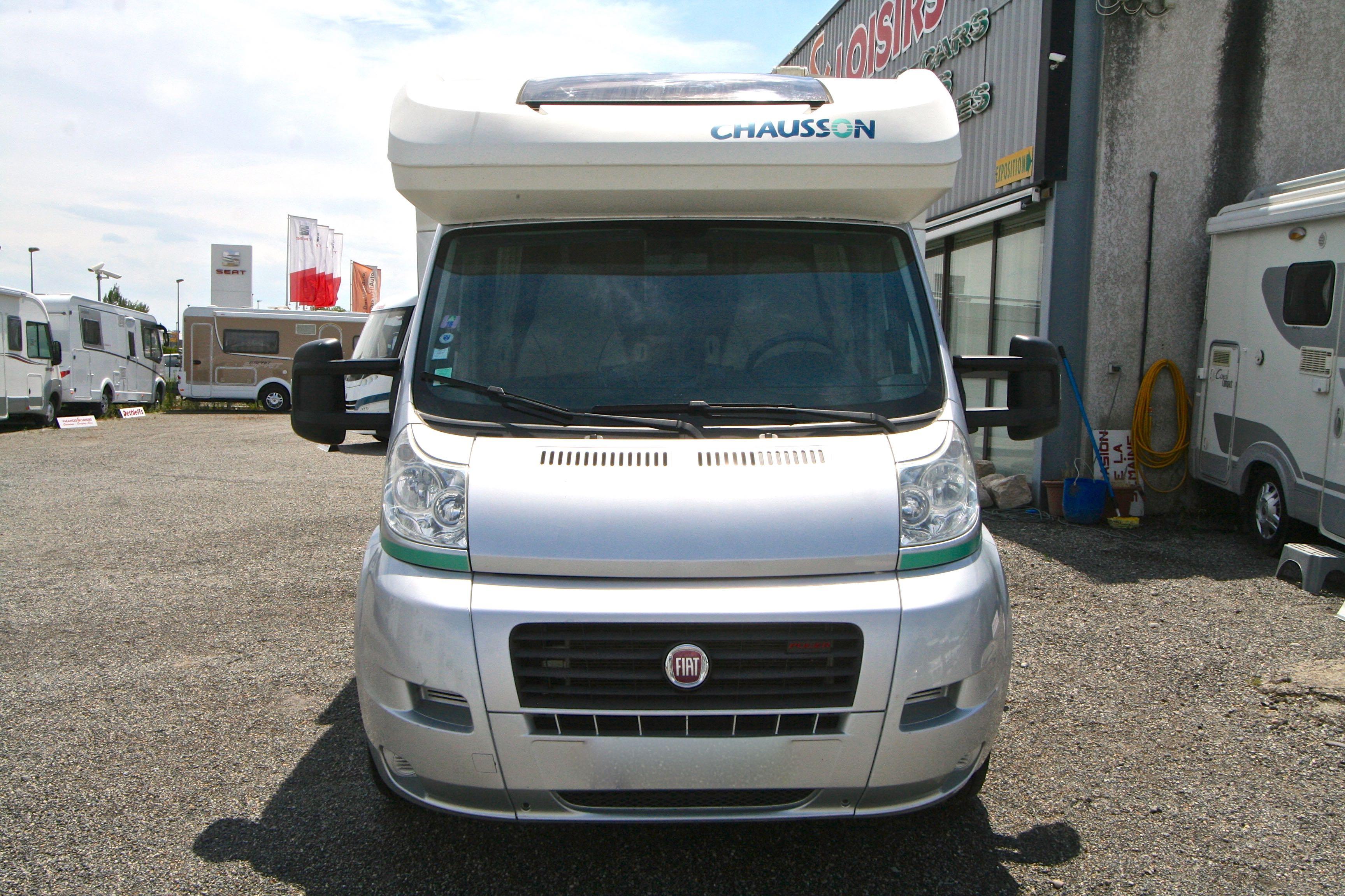 Chausson sweet garage occasion fiat camping car en for Garage fiat bagnols sur ceze
