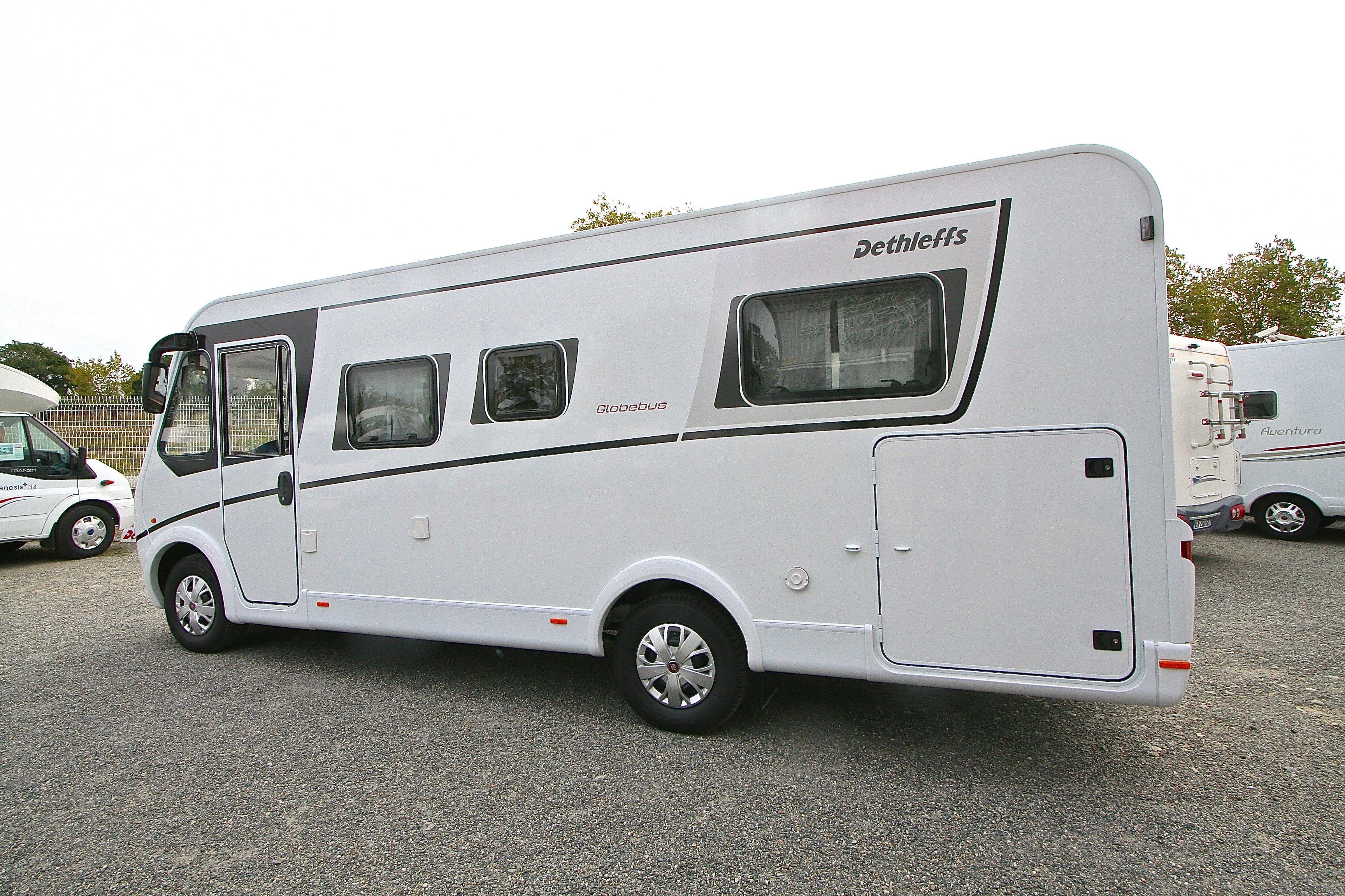 dethleffs globebus i 7 neuf fiat camping car en vente roques sur garonne haute garonne 31. Black Bedroom Furniture Sets. Home Design Ideas
