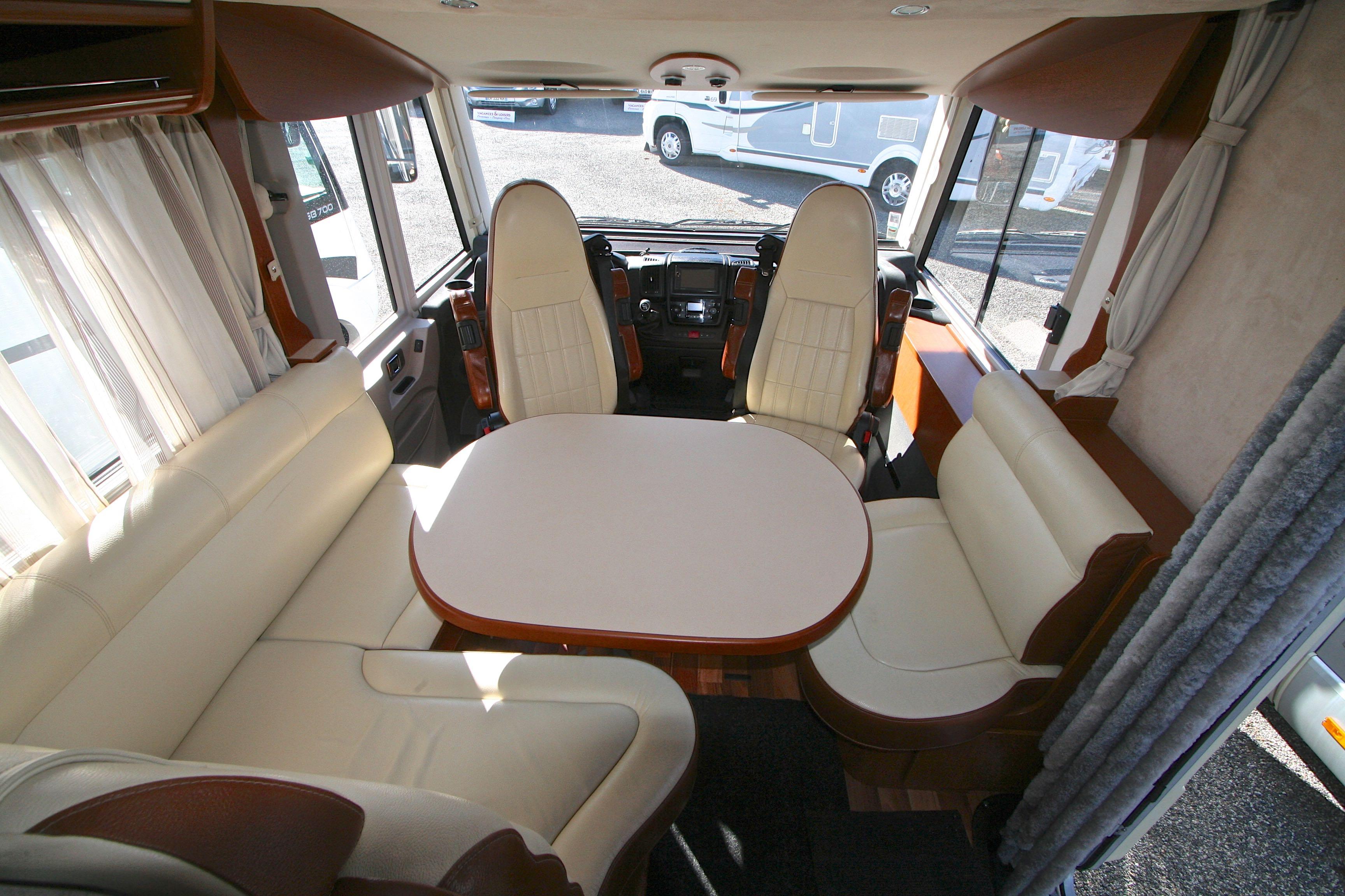 hymer classe b 698 occasion de 2012 - fiat
