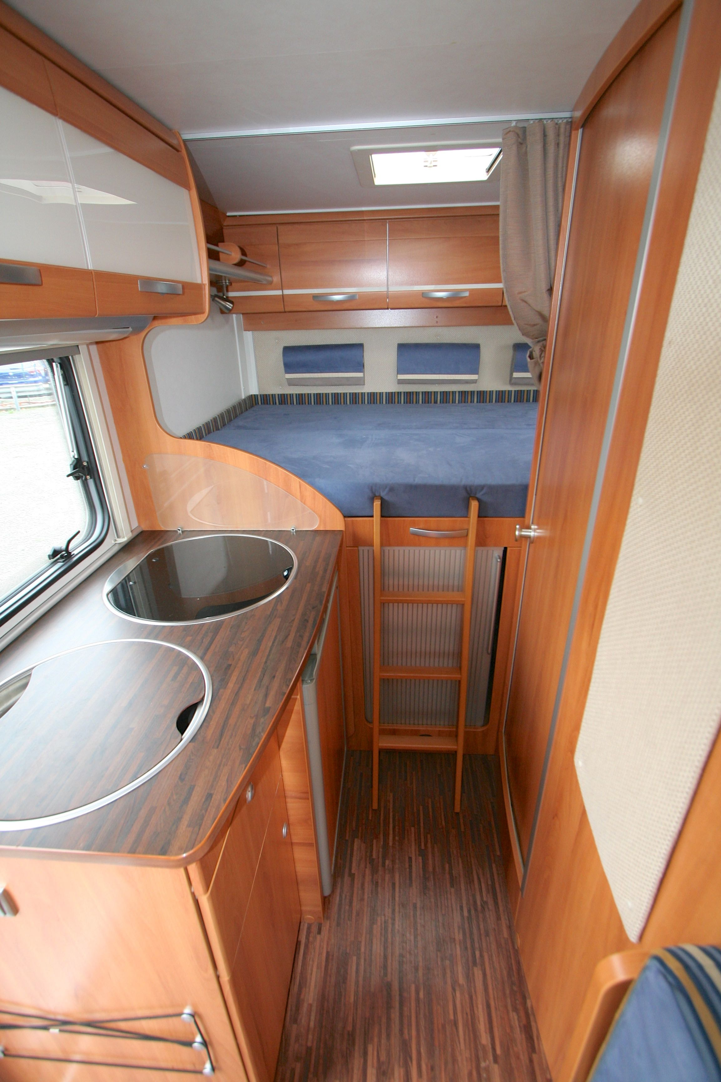 hymer exis i 512 occasion de 2008 - ford