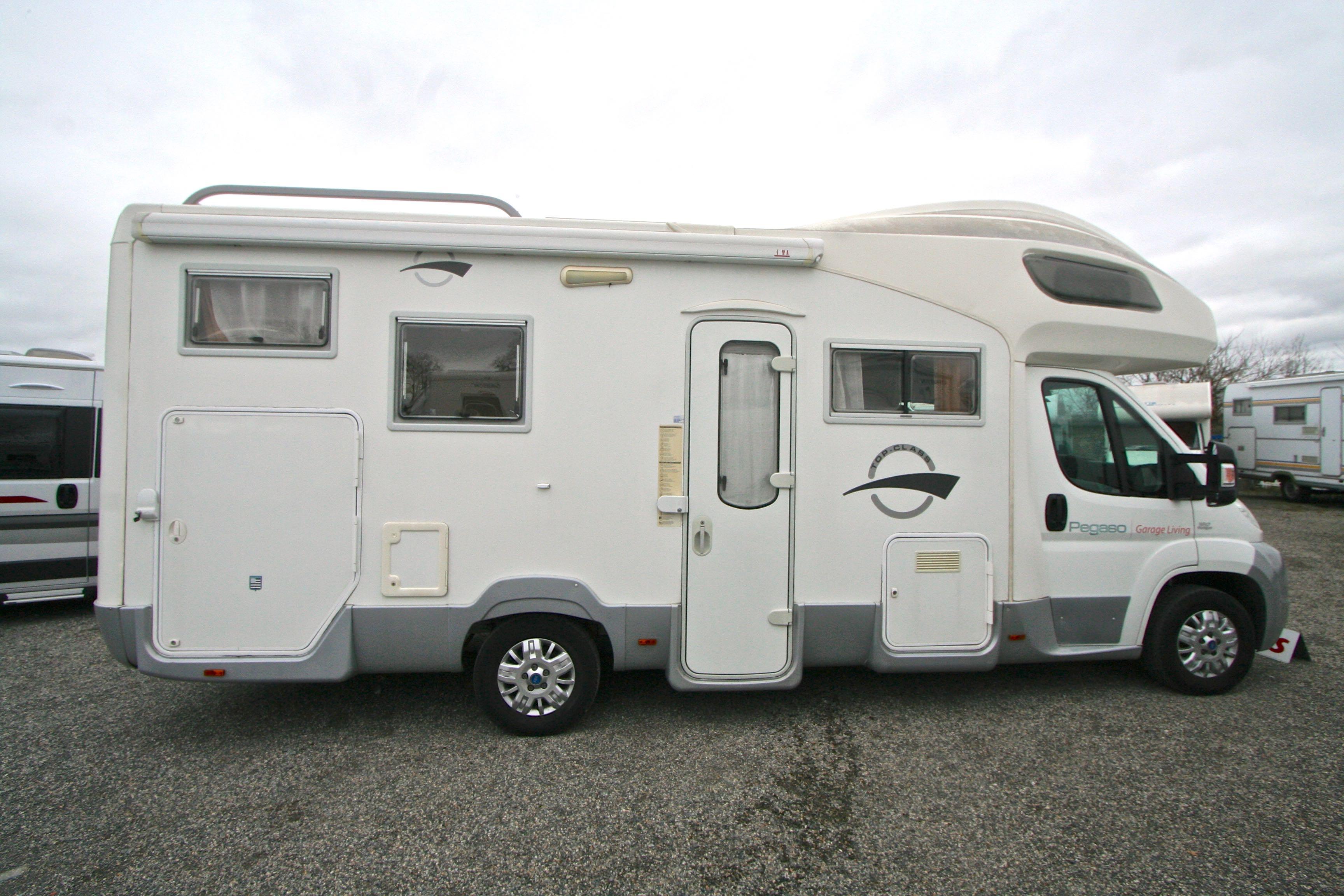 Camping Car Fiat Pagaso