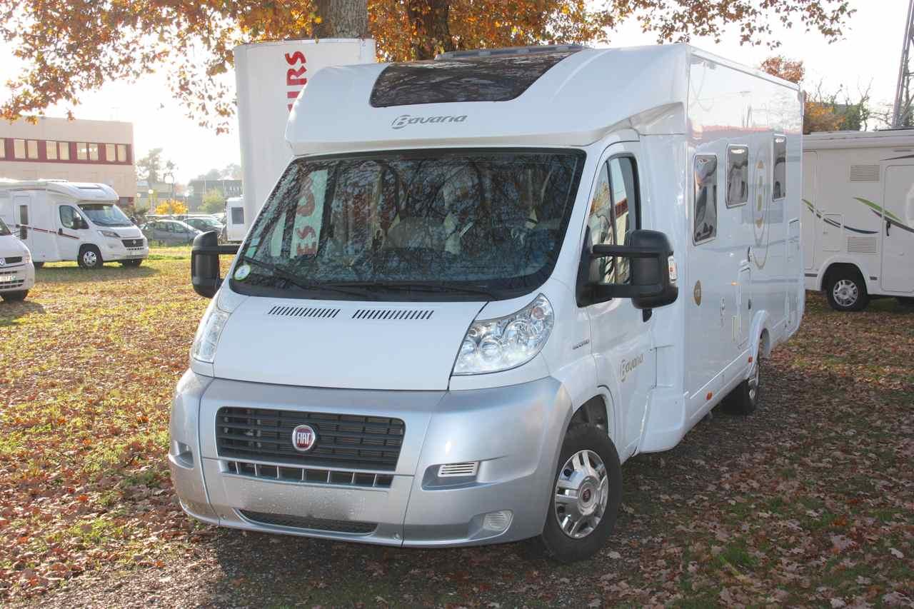 bavaria t 73 lc occasion de 2011 fiat camping car en vente merignac gironde 33. Black Bedroom Furniture Sets. Home Design Ideas