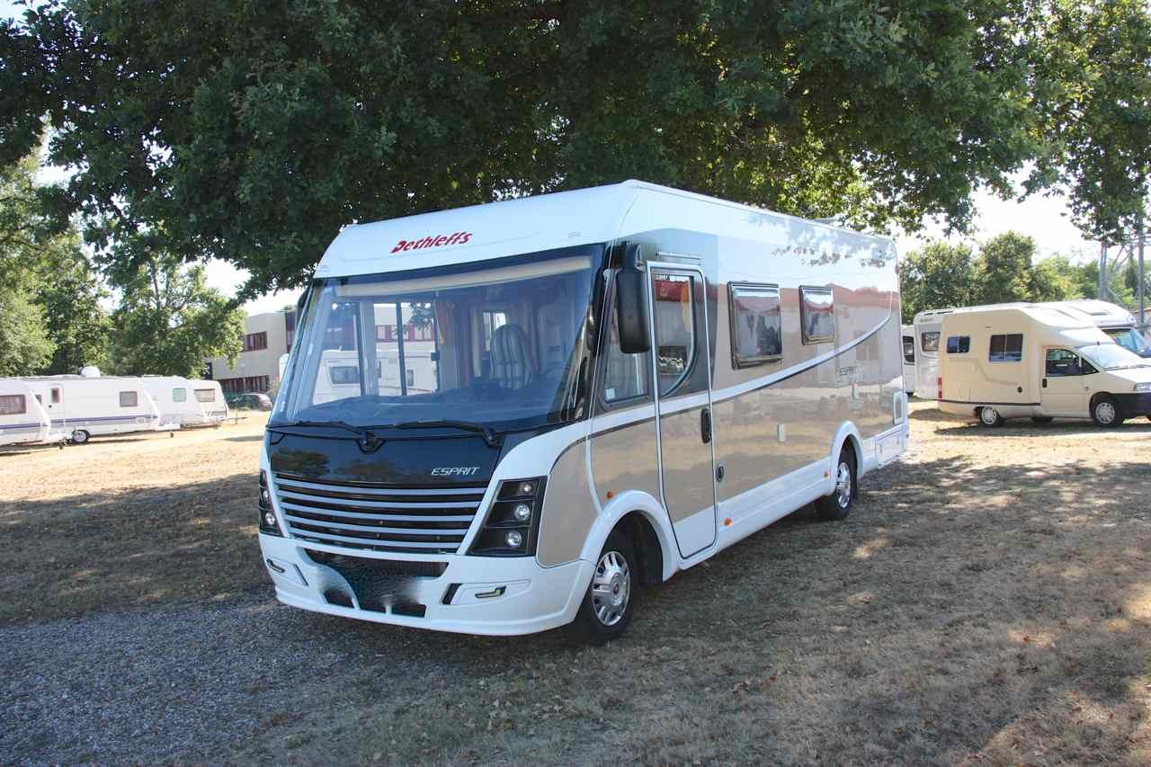 dethleffs esprit i 7090 occasion de 2011 fiat camping car en vente merignac gironde 33. Black Bedroom Furniture Sets. Home Design Ideas