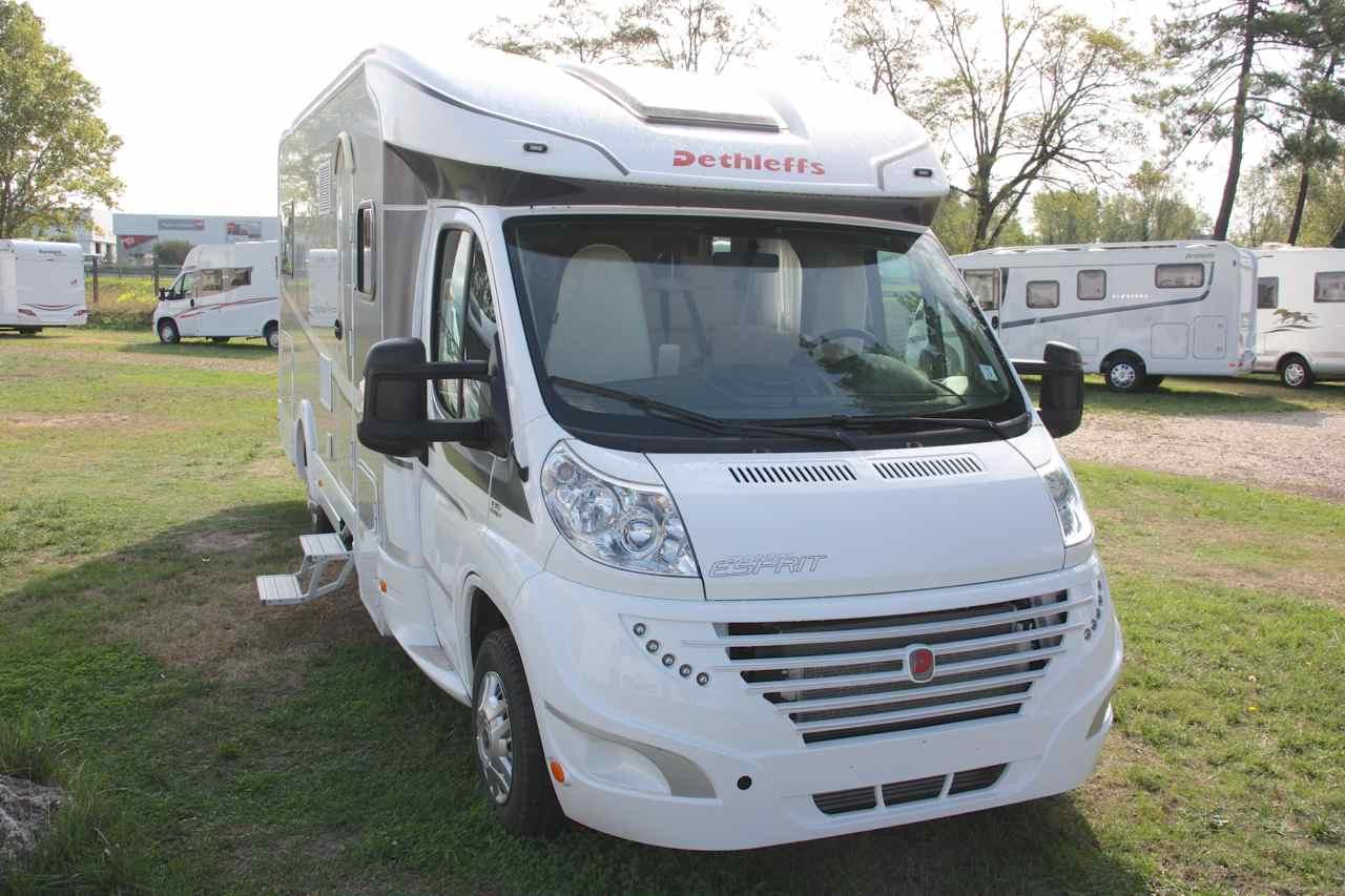 dethleffs esprit t 7150 eb neuf de 2012 fiat camping car en vente merignac gironde 33. Black Bedroom Furniture Sets. Home Design Ideas