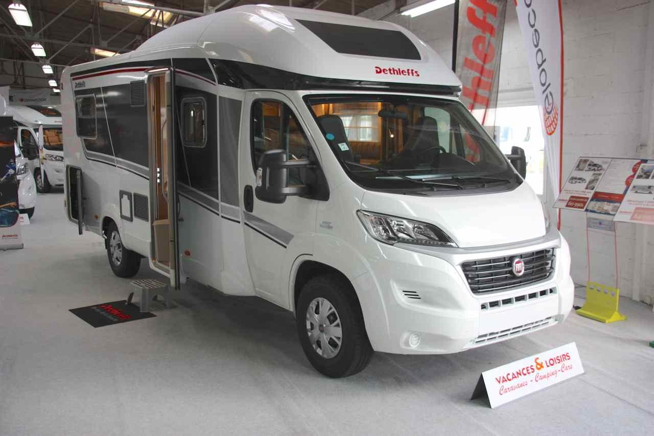 dethleffs t 7156 4 travel neuf de 2016 fiat camping car en vente merignac gironde 33. Black Bedroom Furniture Sets. Home Design Ideas