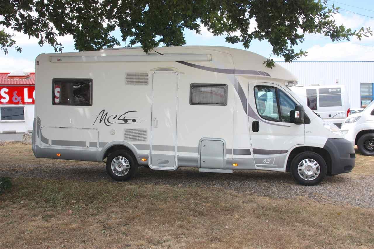 mc louis mc4 63 occasion de 2012 fiat camping car en vente merignac gironde 33. Black Bedroom Furniture Sets. Home Design Ideas