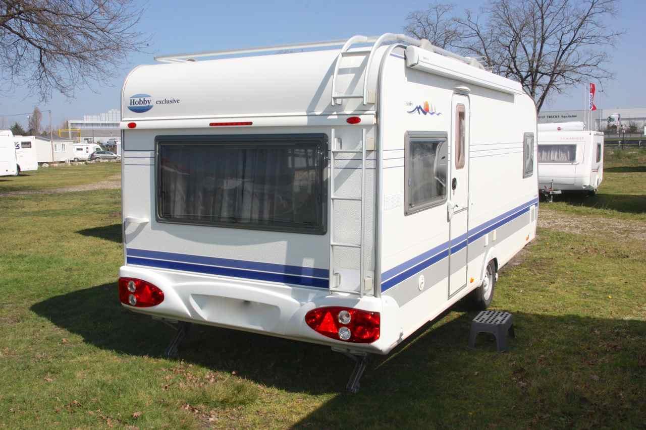 hobby 540 ufe exclusive occasion de 2006 caravane en vente merignac gironde 33. Black Bedroom Furniture Sets. Home Design Ideas