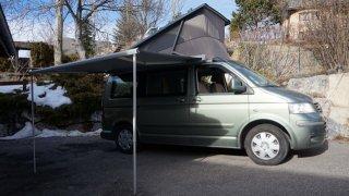 volkswagen t5 california 4 motion occasion de 2006 vw camping car en vente bitschhoffen. Black Bedroom Furniture Sets. Home Design Ideas