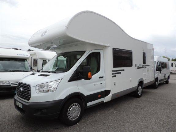 cote argus ci elliot easy e 706 l 39 officiel du camping car. Black Bedroom Furniture Sets. Home Design Ideas