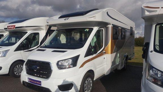 Neuf CI Magis Plus 65 Xt vendu par CARAVANE SERVICE VERLEYE