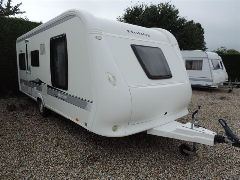 hobby 560 uff occasion de 2013 caravane en vente gainneville seine maritime 76. Black Bedroom Furniture Sets. Home Design Ideas