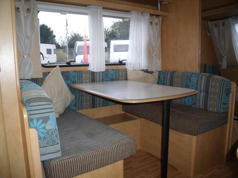 sterckeman evolution 420 cp occasion de 2009 caravane en vente gainneville seine maritime 76. Black Bedroom Furniture Sets. Home Design Ideas