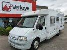 achat camping-car Burstner Harmony T 625