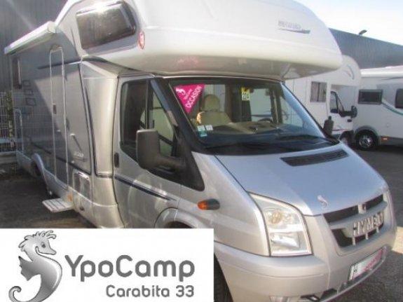 cote argus hymer t 522 cl l 39 officiel du camping car. Black Bedroom Furniture Sets. Home Design Ideas