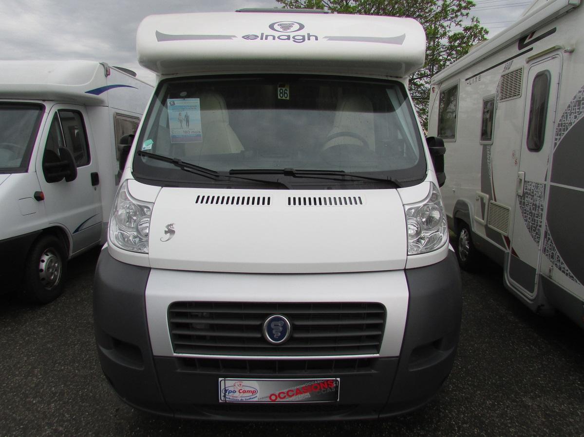 Elnagh t loft 450 occasion de 2013 fiat camping car en for Loft car