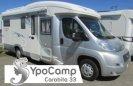 achat  Chausson Allegro 94 YPO CAMP CARABITA