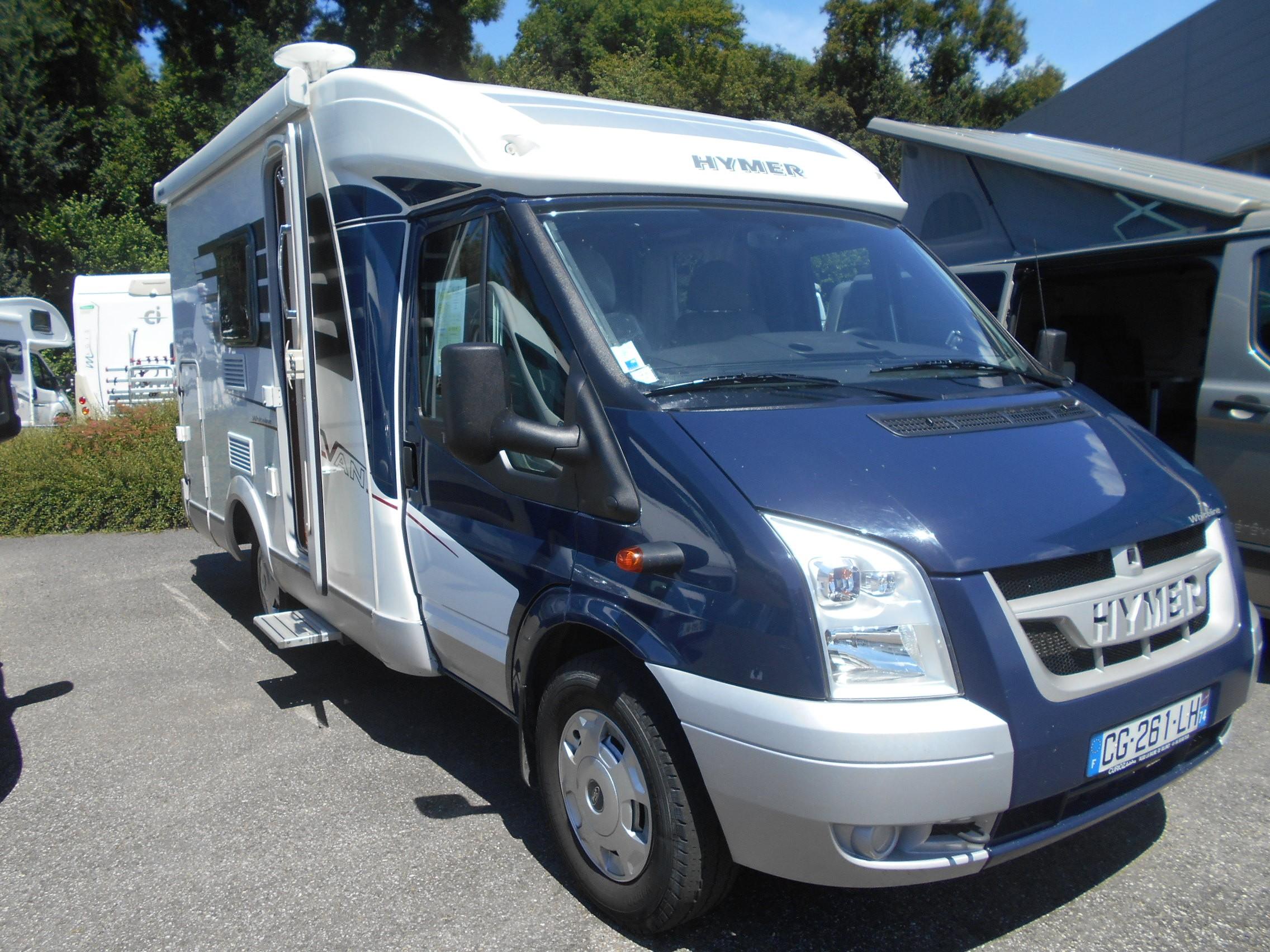 hymer van 512 occasion de 2012 ford camping car en vente la balme de sillingy haute savoie. Black Bedroom Furniture Sets. Home Design Ideas