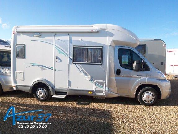 Chausson sweet garage cotations et annonces l 39 officiel du camping car - Camping car chausson sweet garage ...