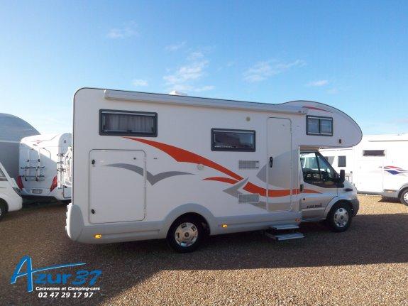 Occasion Eura Mobil Profila 660 HB vendu par AZUR 37