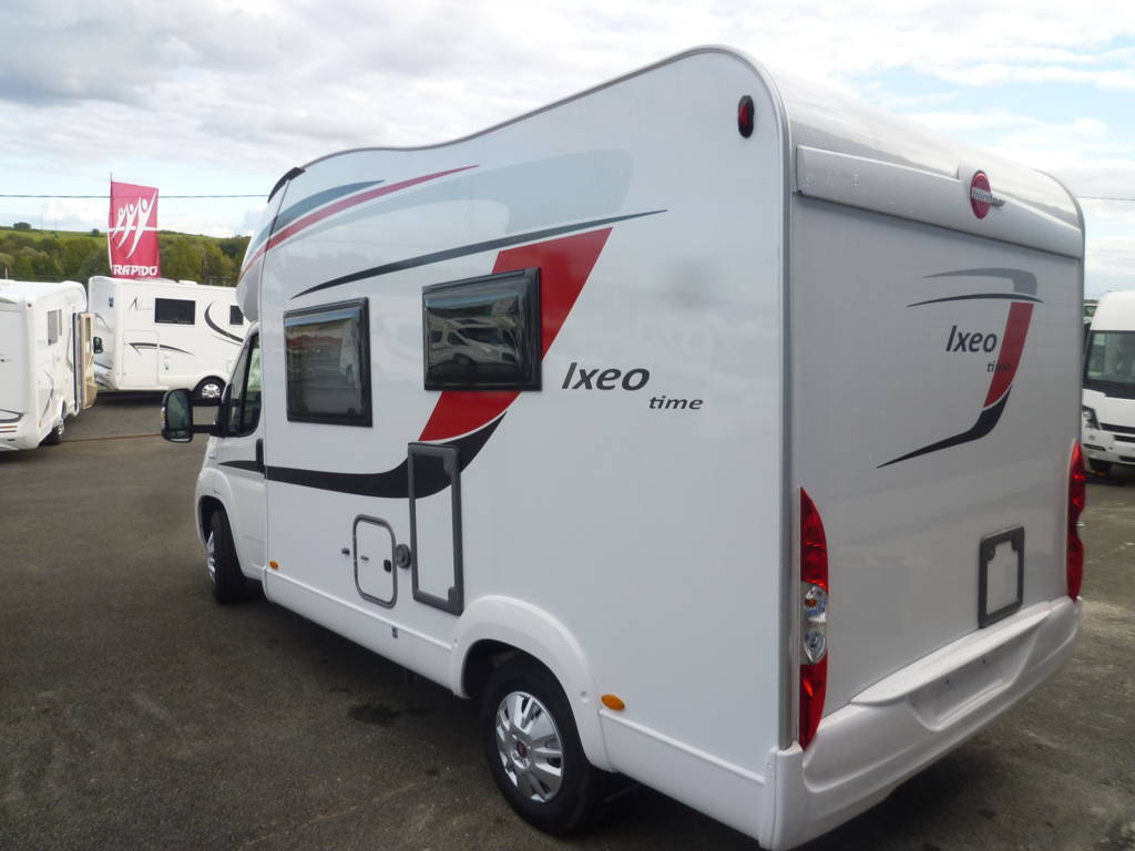 Burstner ixeo time it 590 neuf de 2016   ducato   camping car en ...