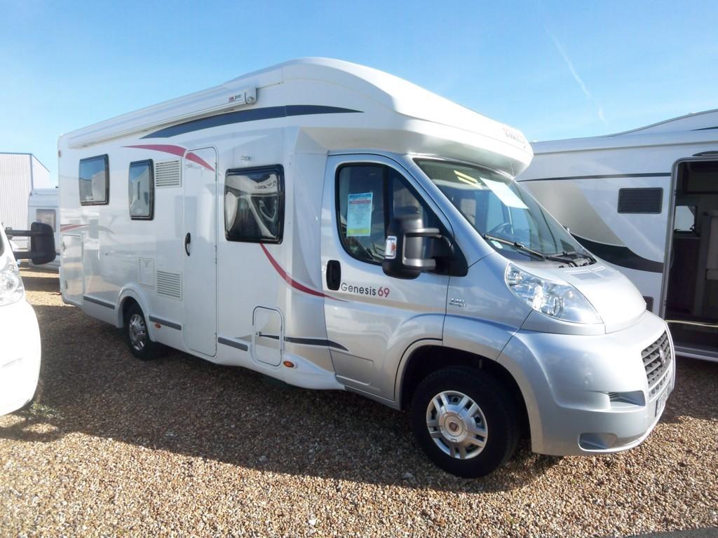 challenger genesis 69 occasion de 2013 fiat camping car en vente parcay meslay indre et. Black Bedroom Furniture Sets. Home Design Ideas