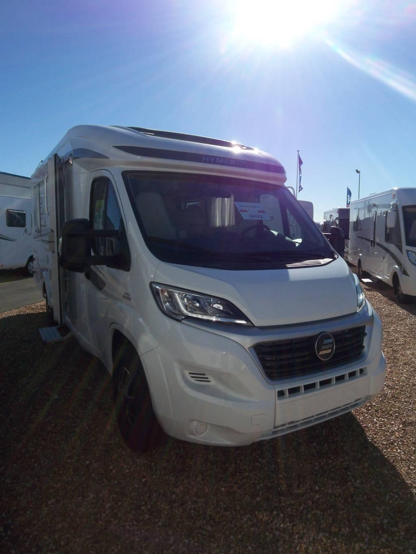 hymer exsis t 598 experience neuf de 2016 fiat camping car en vente parcay meslay indre. Black Bedroom Furniture Sets. Home Design Ideas
