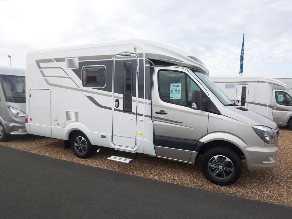 hymer mlt 540 neuf de 2018 mercedes camping car en vente parcay meslay indre et loire 37. Black Bedroom Furniture Sets. Home Design Ideas