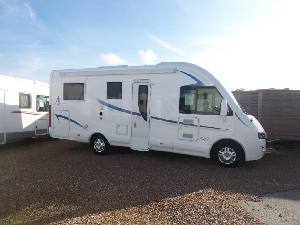 mc louis nevis 869 occasion de 2014 fiat camping car en vente parcay meslay indre et loire. Black Bedroom Furniture Sets. Home Design Ideas
