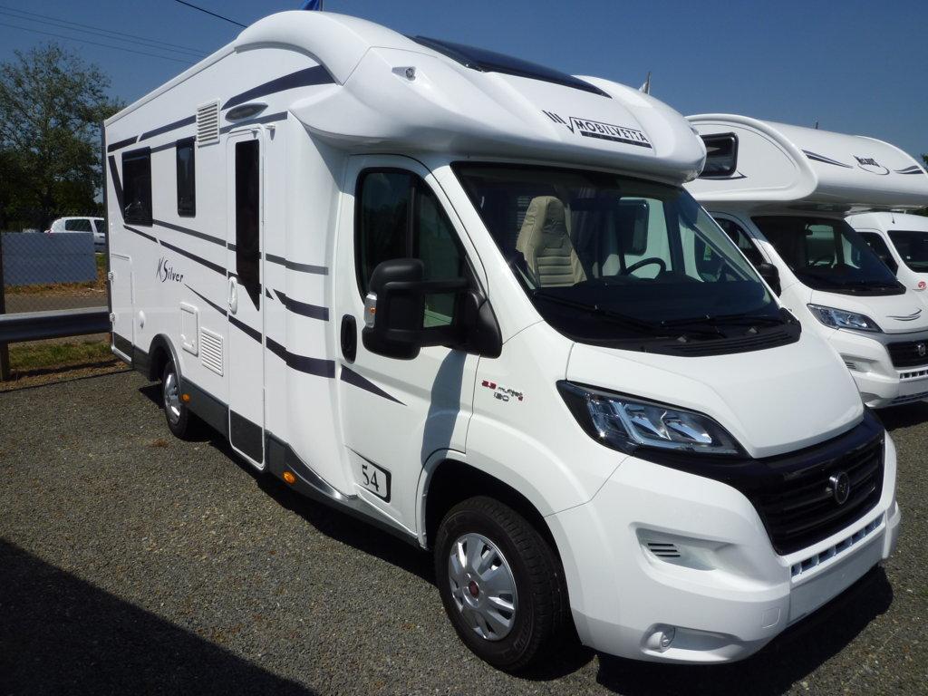 mobilvetta k silver 54 neuf de 2018 fiat camping car en vente parcay meslay indre et. Black Bedroom Furniture Sets. Home Design Ideas