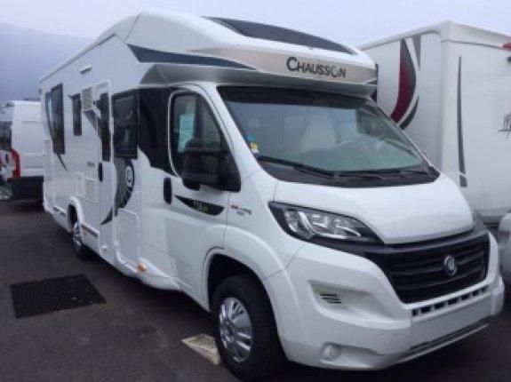 chausson welcome 728 eb neuf de 2017 fiat camping car en vente voglans savoie 73. Black Bedroom Furniture Sets. Home Design Ideas