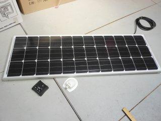 Divers panneau solaire120w
