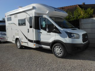 Occasion Benimar Tessoro 440 Up vendu par CAMPING-CAR ESCAPADE