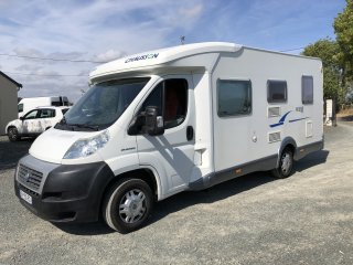 Occasion Chausson Flash 08 vendu par CAMPING-CAR ESCAPADE
