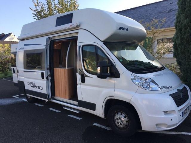 possl 2 win vario occasion de 2013 fiat camping car en vente saint pouange troyes aube 10. Black Bedroom Furniture Sets. Home Design Ideas