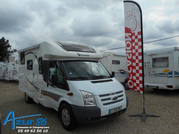 benimar tessoro 401 occasion de 2013 ford camping car en vente migne auxances vienne 86. Black Bedroom Furniture Sets. Home Design Ideas