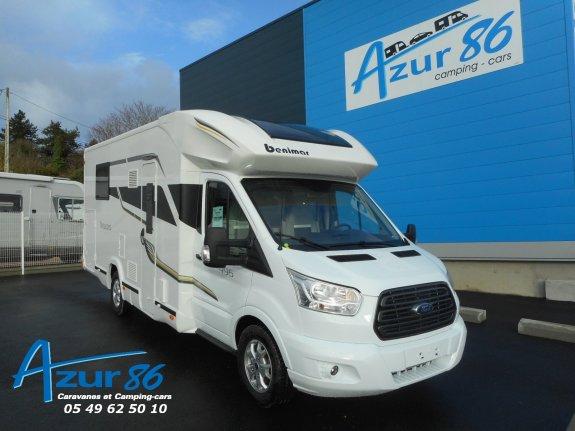 benimar tessoro 496 neuf de 2018 ford camping car en vente migne auxances vienne 86. Black Bedroom Furniture Sets. Home Design Ideas