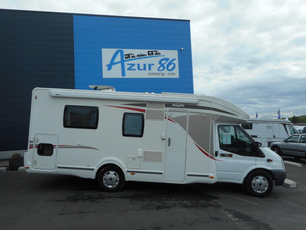 challenger birthday 58 occasion de 2014 ford camping car en vente migne auxances vienne 86. Black Bedroom Furniture Sets. Home Design Ideas