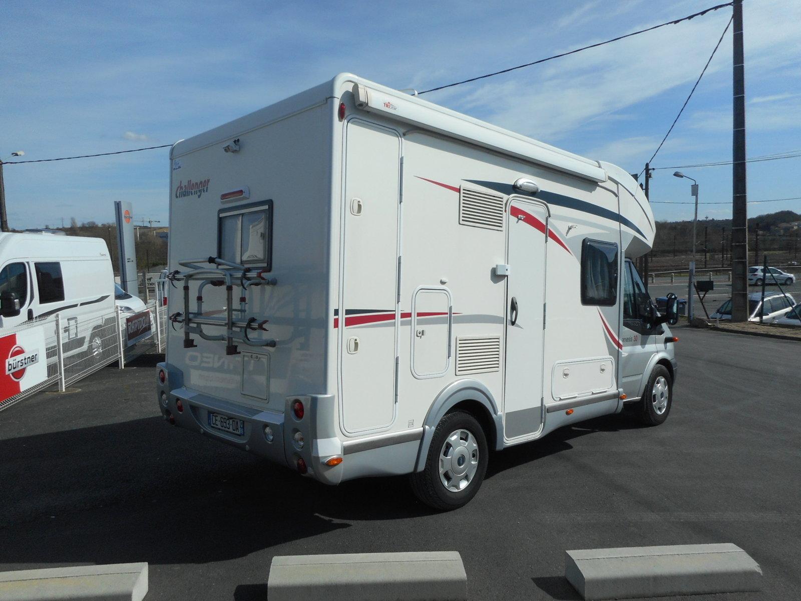 challenger genesis 30 occasion de 2012 ford camping car en vente migne auxances vienne 86. Black Bedroom Furniture Sets. Home Design Ideas